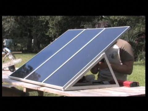 Harbor Freight Solar Panel Kit Diy Videos Solarpanelkits Solar Energy Panels Best Solar Panels Solar Panels