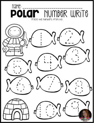 Penguin Activities, Centers and Crafts for Preschool and ...