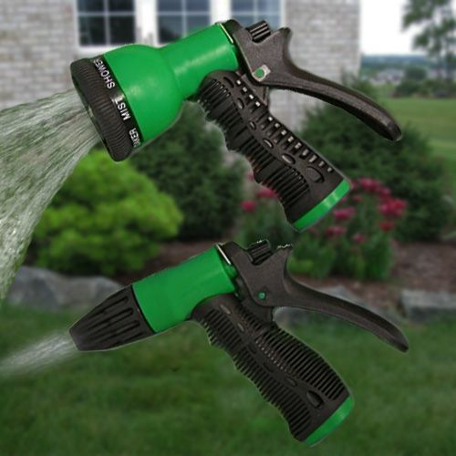 Aquaplumb 689 Lawn And Garden Hose Nozzle With Adjustable Water Pistol Sprayer Discontinued No Longer Available Adjustab In 2020 Hose Nozzle Garden Hose Spray Hose