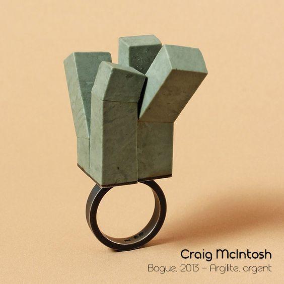 Craig McIntosh - Bague: