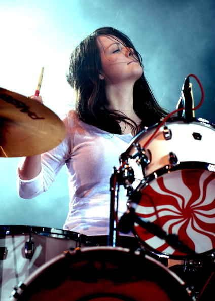 Meg White | 22 Kickass Lady Drummers Who Are The Definition Of Cool