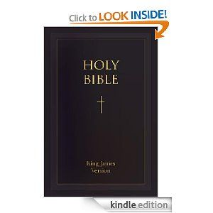 The Holy Bible (Old and New Testaments)