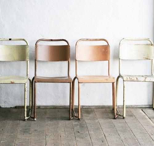 Comment customiser des chaises