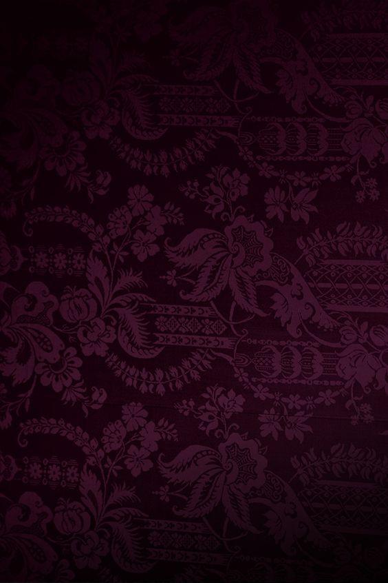 Burgundy darker burgundy color vintage paisley iphone for Burgundy wallpaper
