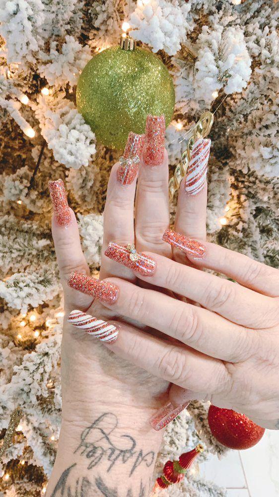 Gel Polish Nails And Spa Nail Salon Mesa Az 85206 In 2021 Nail Spa Gel Nail Polish Gel Polish