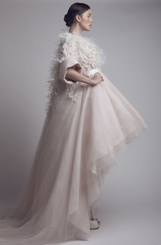 Ashi Studio S/S 2014 Couture Collection @Maysociety
