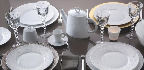 service de table porcelaine de limoges assiettes porcelaine blanche porcelaine peinte b e r. Black Bedroom Furniture Sets. Home Design Ideas