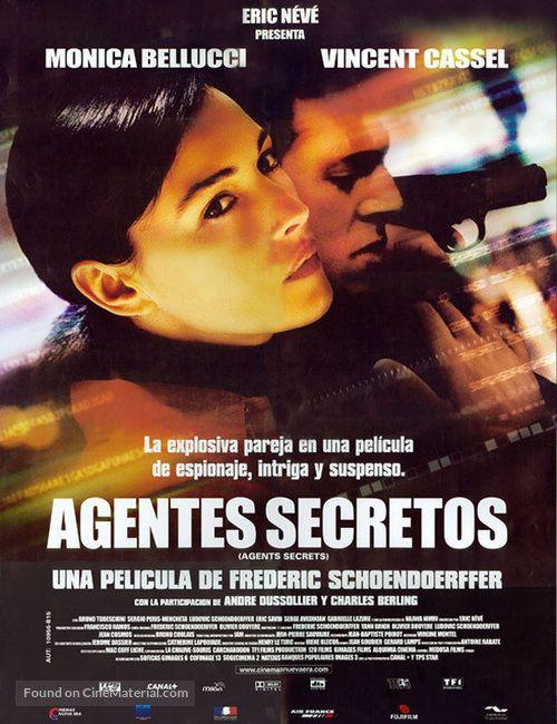 Agents Secrets Agentes Secretos 2004 Mexican Movie Poster La Explosiva Pareja En Una Pellicula De Espionaje Intriga Y Sus Suspenso Peliculas Espionaje