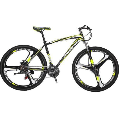 X1 Mountain Bike 29 Inches Wheels 21 Speed Mens Bikes 29er Bicycle