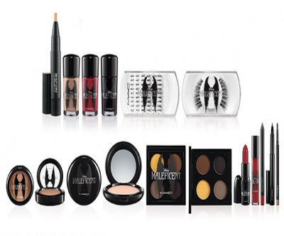 MAC's Maleficent Collection: Unleash Your Inner Angelina