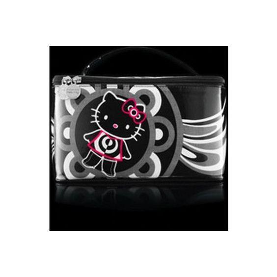 Tutto il Mondo di Hello Kitty: Linea cosmetici Mac for Hello Kitty ❤ liked on Polyvore