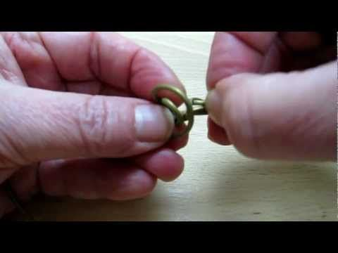 Sliding Knot Handy Tip  ARTBEADS ON YOU TUBE