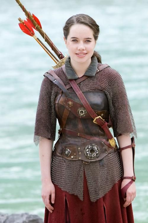 Susan Pevensie (Anna Popplewell) in The Chronicles of Narnia: Prince Caspian…: