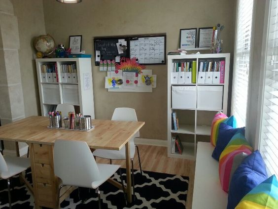 Homeschool Ikea And Tables On Pinterest