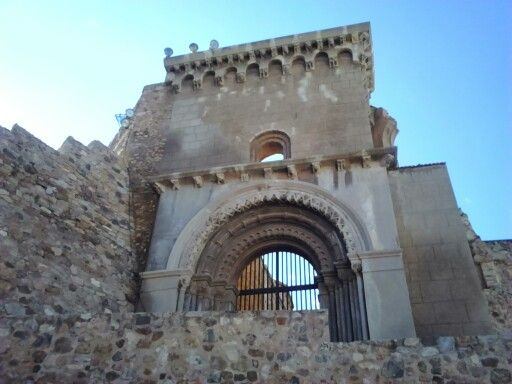 Catedral del teatro romano.Cartagena