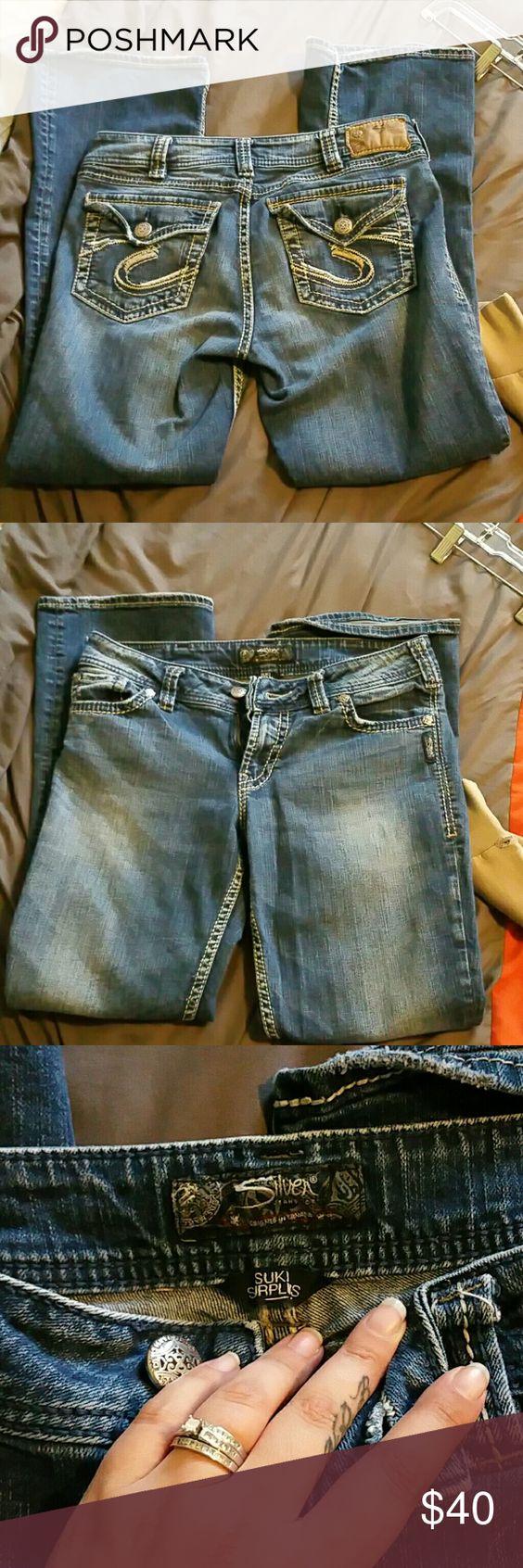 Silver suki plus jeans