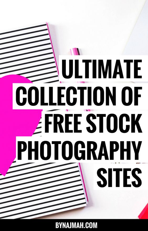 35+ Free Stock Photography Sites (No Attribution Required)