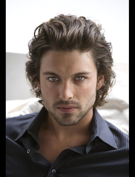Stupendous Hair Style For Men Curly Hair And Big Hair On Pinterest Short Hairstyles Gunalazisus