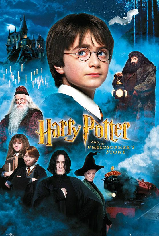All The Great Things The Harry Potter Movies Added And All The Things They Shouldn T Have Harry Potter Movie Posters Harry Potter Movies Philosopher S Stone Harry Potter