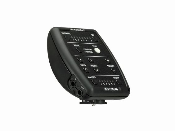 The Profoto Air Remote transceiver has definitely improved my efficiency and reduced my lighting manual of arms.