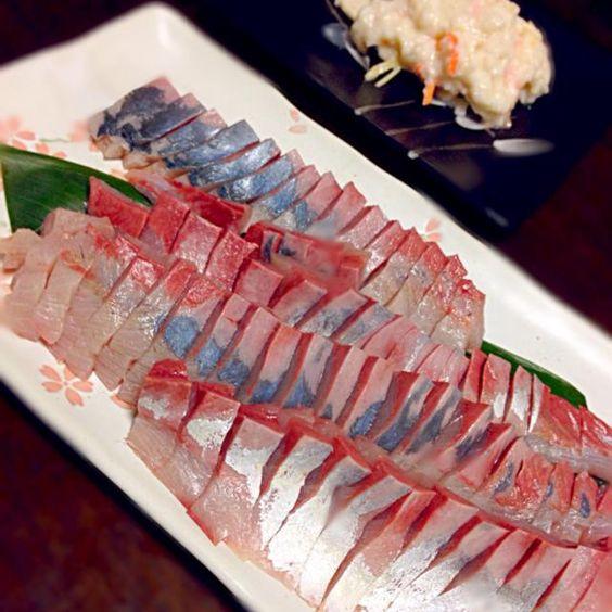 富山は冬はこればっかw - 56件のもぐもぐ - フクラギのお刺身 by 富士子