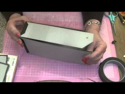 How to Assemble 3D projects using our Black Construction Tape - YouTube