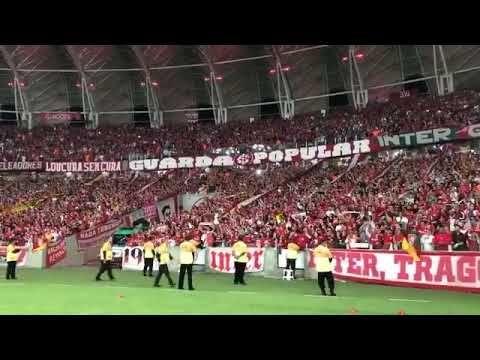 Torcida Do Internacional Faz O Hino Do Clube Ecoar No Gigante Da Beira Rio Youtube Torcida Fotografia De Paisagem Clube