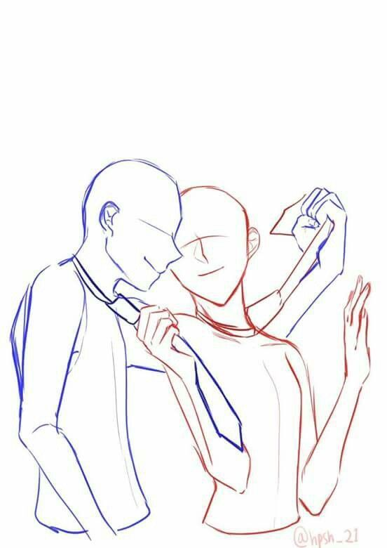 15 Cute Couples Art Poses Couple Poses Drawing Art Poses Art Reference Photos Two persons who are showed to be mutually into each other. art poses couple poses drawing