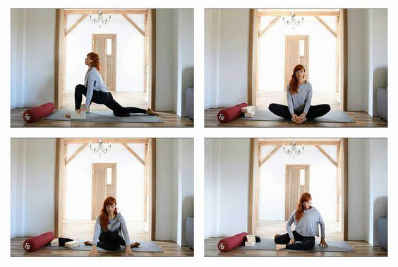 anatomia jogi wpraktyce jak zdrowo ćwiczyć jogę