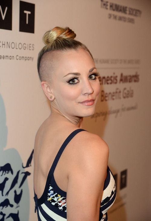 Girls With Short Hair & Shaved Heads - Page 2 of 116