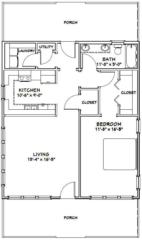 Pdf House Plans Garage Plans Shed Plans Small House Floor Plans Tiny House Floor Plans Small House Plans
