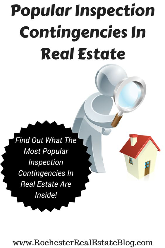 Home Buying Contingencies To Consider Including In Your