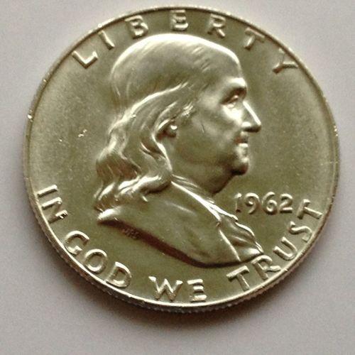 1990 P 50c Kennedy Half Dollar US Coin BU Uncirculated Mint State