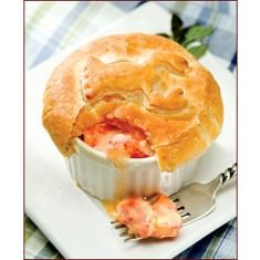 Emeril's Lobster Pot Pie Recipe (via www.foodily.com