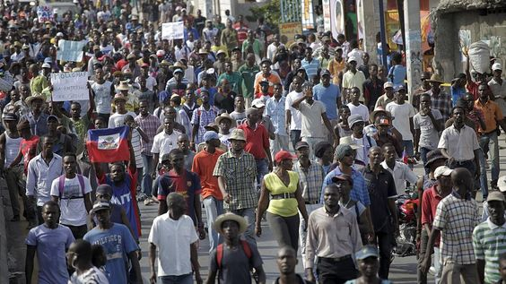 http://evememorial.org/ The Organization of American States (OAS) and the Community of Latin American and Caribbean Countries(CELAC) delegates met Haitian officials in Port-au-Prince on Monday to seek an end to political ten