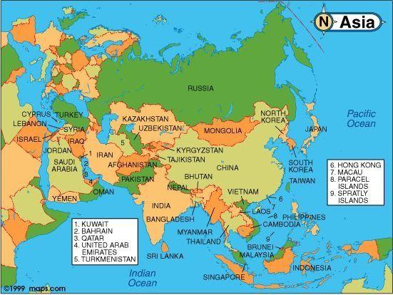 Gambar Peta Buta Pulau Jawa Hitam Putih Peta Asia Lengkap Batas Wilayah Dan Keterangan Lainnya Download Peta Asean Lengkap Dengan Neg In 2020 Asia Map Europe Map