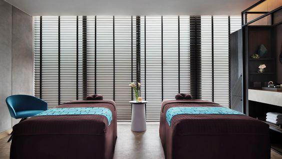 Singapore Spa Hotel Massage Jw Marriott Hotel Singapore South Beach Marriott Hotels Spa Treatment Room South Beach