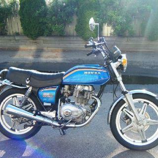 1978 Hondamatic CB400