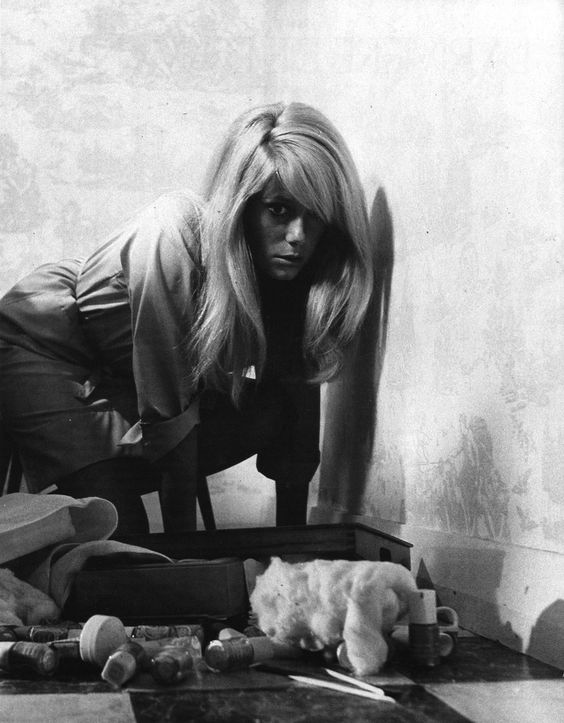 Catherine Deneuve in 'Repulsion', 1965