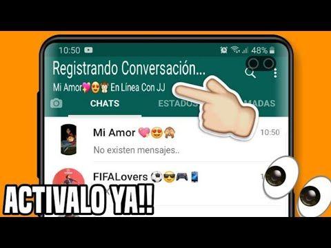 Por Fin Cómo Saber Con Quién Chatea Tú Pareja En Whatsapp 2019 Youtube Business Inspiration Quotes App Business Inspiration