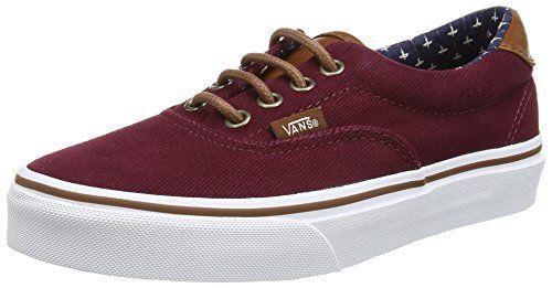 Vans U Era 59 T&l, Unisex-Erwachsene Sneakers, Rot (t&l/windsor Wine/plus), 43 EU - http://on-line-kaufen.de/vans/43-eu-vans-era-59-unisex-erwachsene-sneakers-19