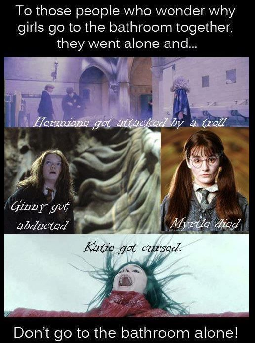 Harry potter explains all things..