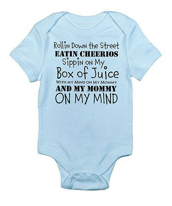 CafePress: Baby | Daily deals for moms, babies and kids     So funny!