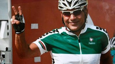 """Rio Paralympics 2016: Iranian Para-cyclist dies after crash    Bahman Golbarnezhad  Iranian Para-cyclistBahman Golbarnezhaddied after a crash during the men's C4-5 road race at the Rio Paralympics.The International Paralympic Committee said Bahman Golbarnezhad 48 suffered cardiac arrest after the incident on a """"mountainous stretch"""" of circuit. He passed away at anearby Unimed Rio Hospital in Barra where soon after arrival  An investigation into the circumstances of the accident has been…"""