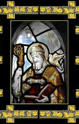 St Davids day poem - LizaMJones