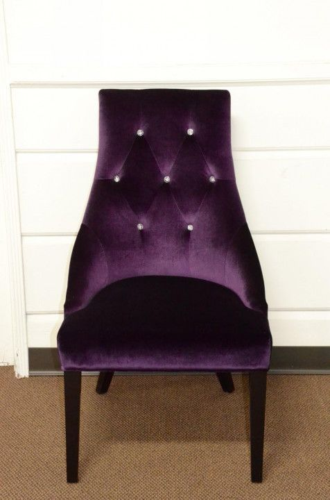 Purple Velvet Accent Chair Best Home Office Furniture Check More