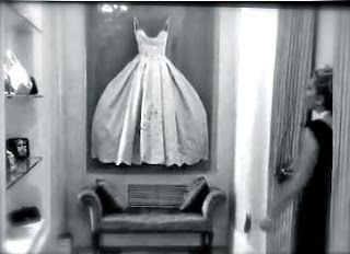 Frame Your Wedding Dress And Hang In Your Closet