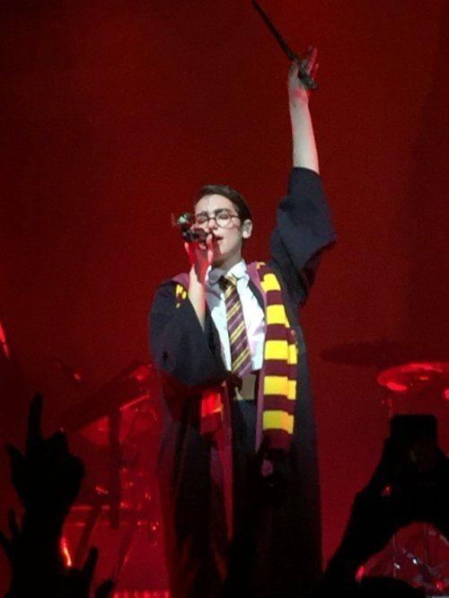 Dua Daily Dua As Harry Potter In Hamburg 27 10 Harry Potter Harry Potter