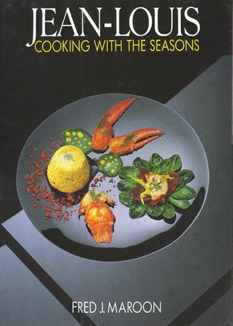 Unfortunately Jean Louis book is now out of print, but I rate it as the best cookbook I have ever owned or seen.  The collaboration between master chef and master photographer is a seminal moment in cookbook history. Buy a copy if you can. #jeanlouispalladin #washdc #celebritychef #cookbook