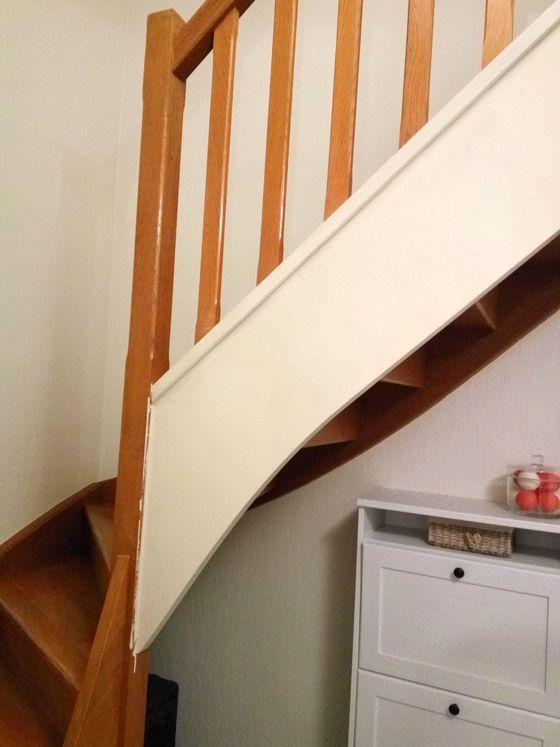 Comment Repeindre Facilement Un Escalier En Bois Forumbrico Peindre Escalier Bois Escalier Bois Repeindre Escalier